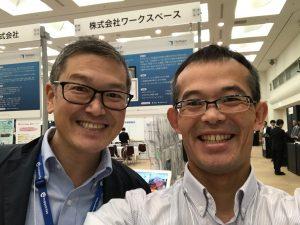カンファレンス2017 サポータス・佐々木さんと